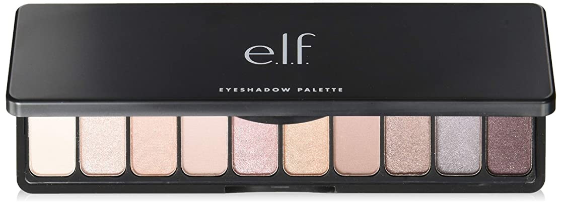問い合わせる気体の彼女自身e.l.f. Eyeshadow Palette - Nude Rose Gold(New) (並行輸入品)