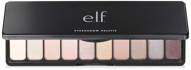 控えめなコンテストリーンe.l.f. Eyeshadow Palette - Nude Rose Gold(New) (並行輸入品)