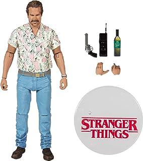 McFarlane Toys Stranger Things Chief Hopper 2 Action Figure, Multi