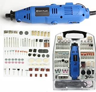234Pcs Accessories Power Rotary Tool Multi Tool Combi Tool Variable 6 Speed 10,000-32,000rpm Mini Drill for DIY Creations,...