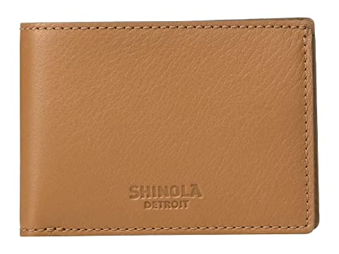 Shinola Detroit Super Slim Bifold