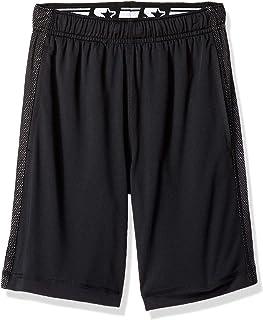 "Starter boys 8"" Basketball Short With Mesh Panel and Pockets"