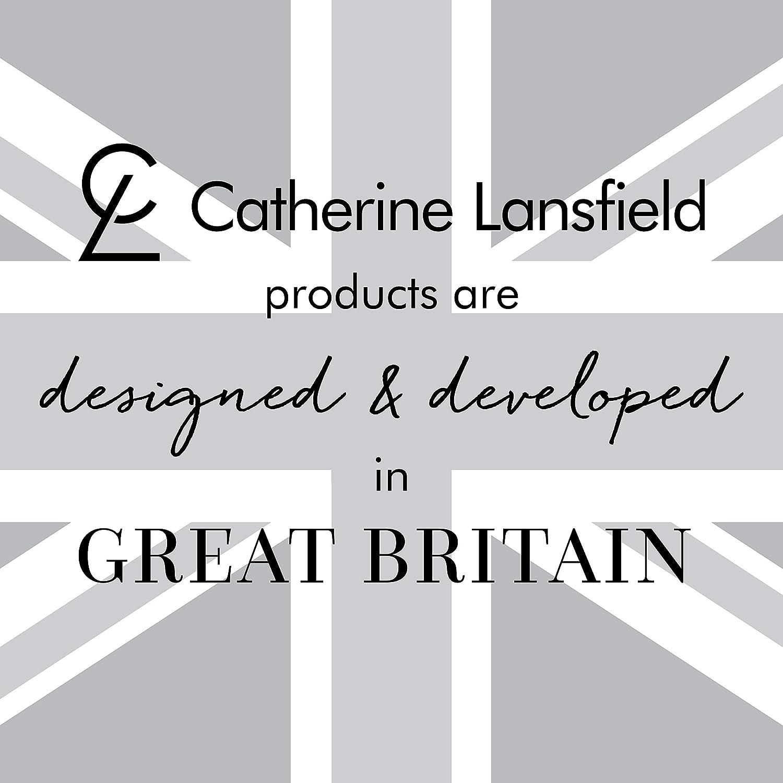 Catherine Lansfield Harley Geo Easy Care Double Duvet Set Blush