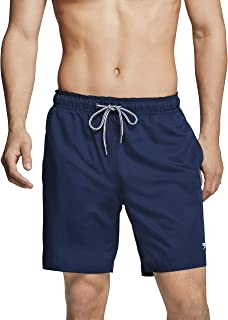 Men's Swim Trunk Mid Length Redondo Solid