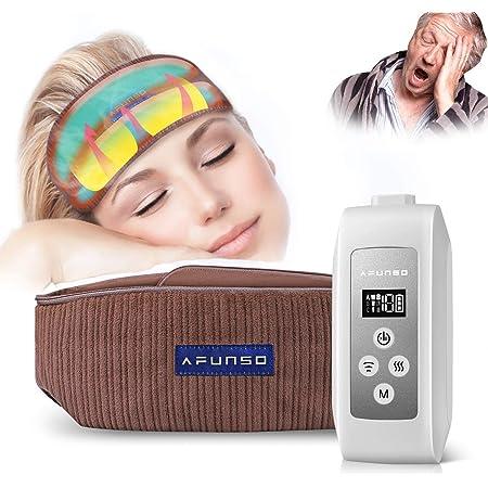 Masseur de cuir chevelu - Masseur rechargeable pour la tête, les muscles, les jambes, les mains - Percussion électrique avec design portable pour une relaxation profonde et une libération du stress