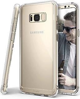 Ringke Samsung Galaxy S8 (Plus) Bumper Case - Crystal clear