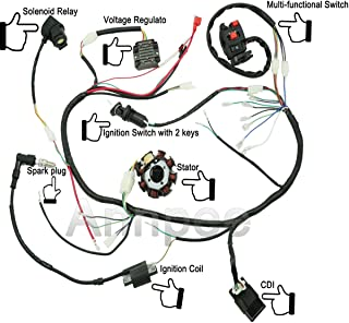 Extreme Atv Wiring Harness | Wiring Diagram on