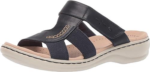 CLARKS femmes& 39;s Leisa Emily Sandal Sandal  nous offrons diverses marques célèbres