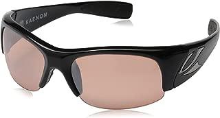Kaenon Men's Hard Kore Polarized Shield Sunglasses