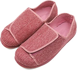 Best extra wide slippers for elderly Reviews