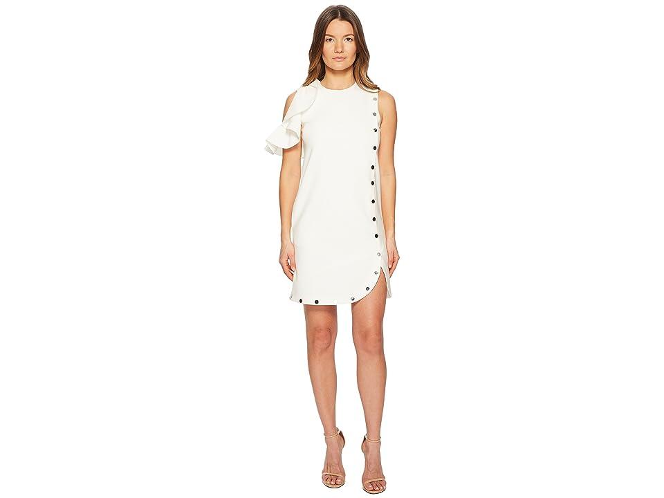 Sportmax Eureka Sleeveless Dress (White) Women