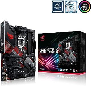 ROG STRIX Z390-H GAMING Motherboard, LGA1151 (Intel 8th and 9th Gen) ATX DDR4 DP HDMI M.2 USB 3.1 Gen2 Gigabit LAN Motherb...