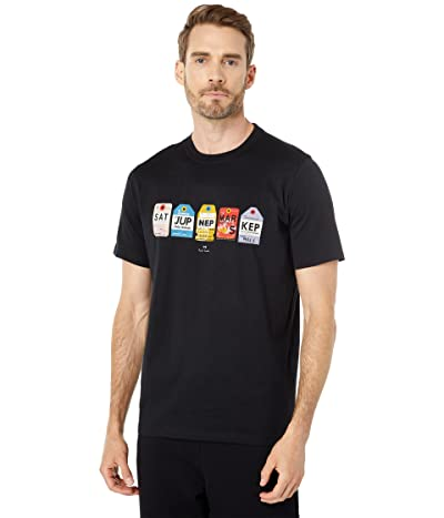 Paul Smith Regular Fit T-Shirt Luggage Tags