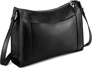 Kattee Leather Purses and Handbags for Women Crossbody Shoulder Bags