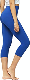 Conceited Ultra Soft High Rise Leggings for Women - Reg and Plus Sizes - Full Length and Capri - High Waist