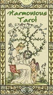 Harmonious Tarot (Lo Scarabeo Decks) (English and Spanish Edition)