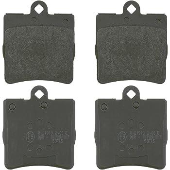 frein /Ã/ disque Febi-Bilstein 16584 Kit de plaquettes de frein