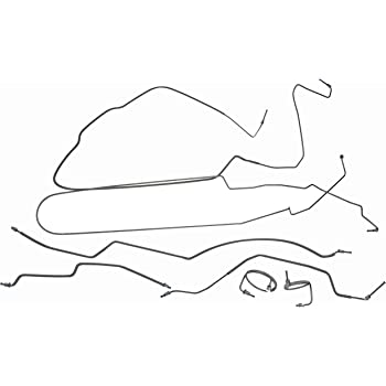 Omix-Ada 16737.50 Brake Line and Fitting Kit