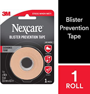 "Nexcare Blister Prevention Tape (1"" X 5 Yds)"