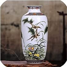The Hot Rock Ceramic Vase Vintage Chinese Style Animal Vase Fine Smooth Surface Home Decoration Furnishing Articles,4,Australia