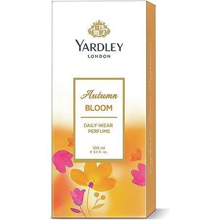 Yardley London Autumn Bloom Daily Wear Perfume For Women, 100ml