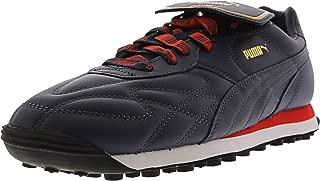 Men's King Avanti Russia Fm Ankle-High Leather Fashion Sneaker