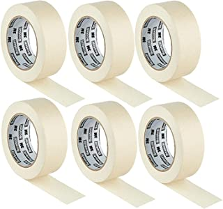 Scotch 3M P3610 Masking Tape 24MM X 50MM Masking Tape General Purpose Painter's Tape Bulk for Painting, Labeling, Packing,...