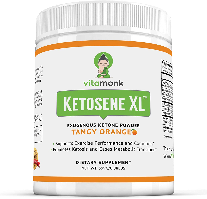 Ketosene XL™ 30 Servings Extra Large Genuine Product Ketones Exogenous Powd