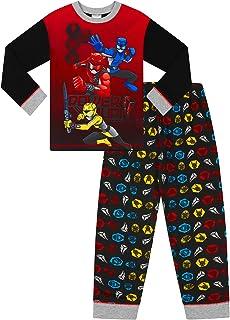 Power Up - Pijama largo rojo de 2 a 7 años
