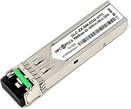 Cisco Compatible GLC-ZX-SM-RGD 1000BASE-ZX SFP Transceiver | 1G ZX SM 80km Industrial Temp GLC-ZX-SM-RGD-HPC