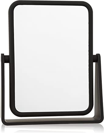 featured product Danielle Soft Touch 7X Rectangular Mirror,  Matte Black