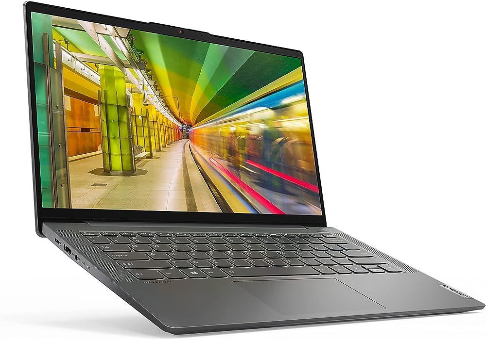 Lenovo pc portatile processore amd ryzen 7 5700u 512 gb ssd ram 8 gb windows 10 IdeaPad 5 14ALC05