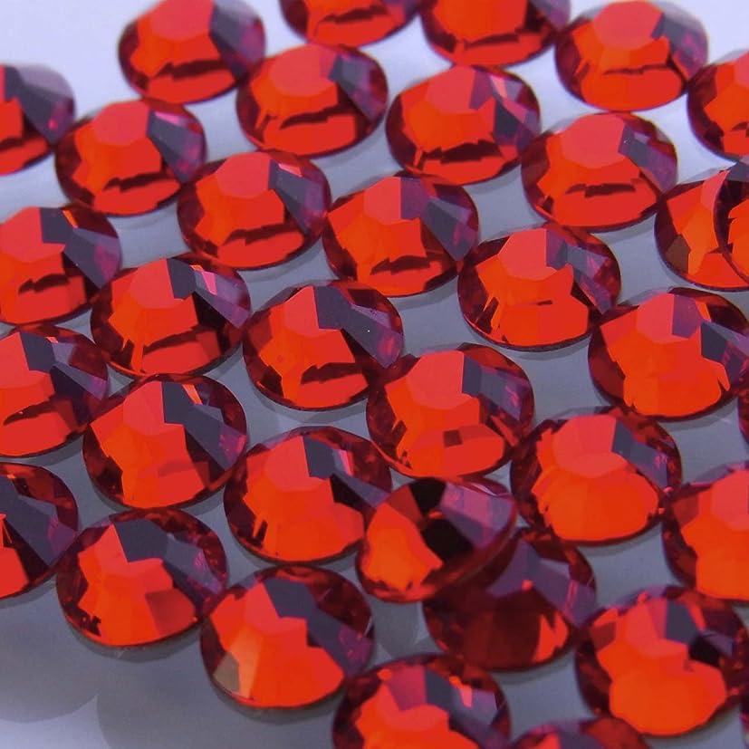 腹部混乱鮫Hotfixライトシャムss10(50粒入り)スワロフスキーラインストーンホットフィックス