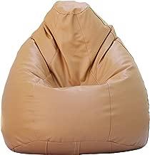 Beanskart® XL Size Bean Bag with Beans (Almond)