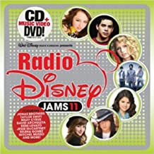 Radio Disney Jams 11 (Exclusive Edition: CD + DVD)