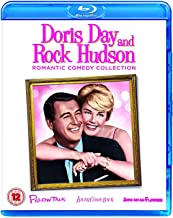 Doris Day and Rock Hudson: Romantic Comedy 3 Movies Collection - Pillow Talk + Lover Come Back + Send Me No Flowers (3-Disc Box Set) (Region Free) (Fully Packaged Import)