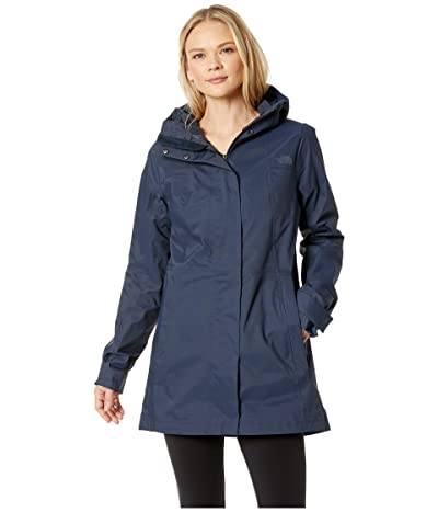 The North Face City Midi Trench (Urban Navy) Women