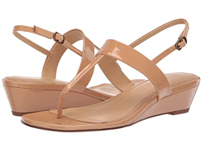 Splendid Swain (Tan Patent) Women