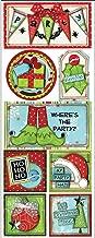 Tis The Season Stickers: Makin' Merry