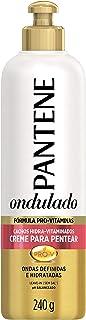 Creme de Pentear Pantene Cachos Hidra-Vitaminados Ondulados, 240 G