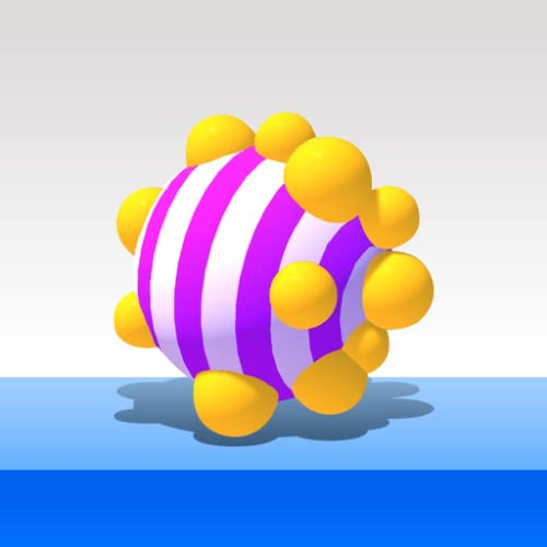 Roller Magnet Ball - Color Art Ball