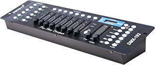 CO-Z 192 DMX 512 Stage DJ Light Controller Lighting Party Pub Night Club DJ KTV Moving Heads