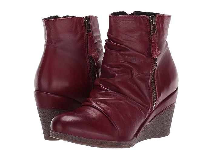 Miz Mooz  Baron (Bordeaux) Womens  Boots