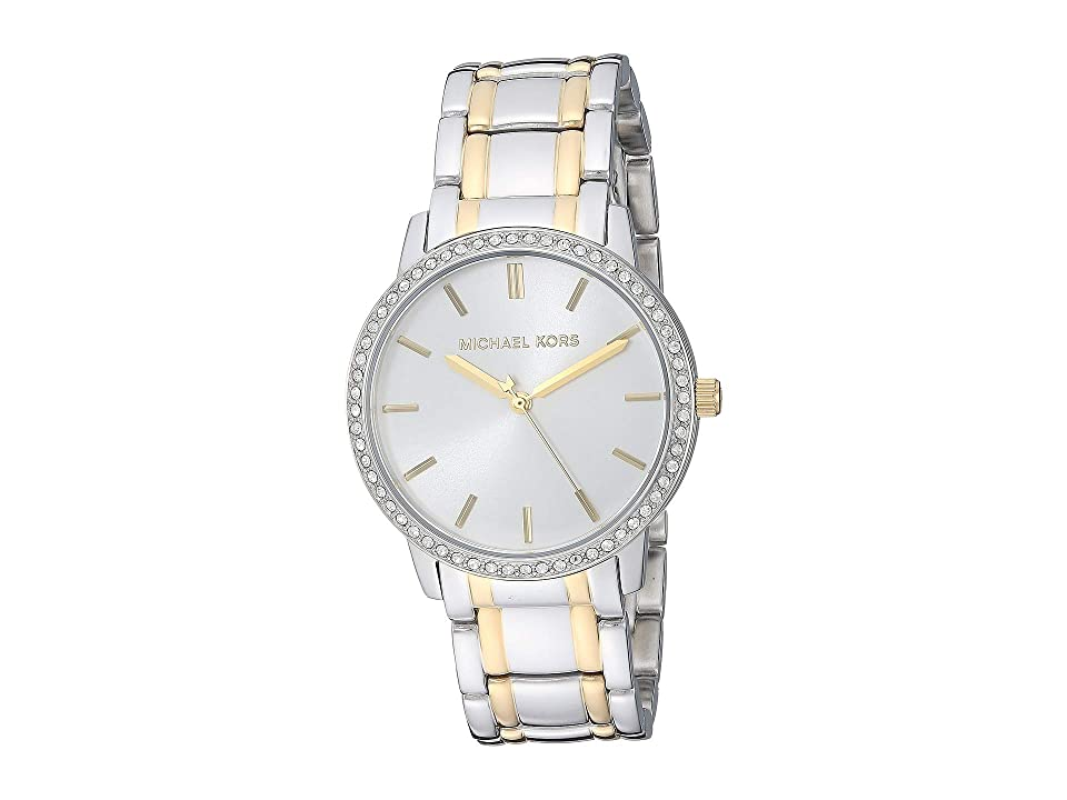 Michael Kors MK3539 - Ladies Classic (Two-Tone/Silver) Watches