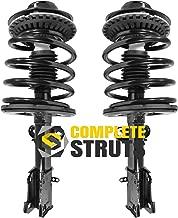 Front Quick Complete Struts & Coil Spring Assemblies Compatible with 2001-2007 Dodge Caravan (Pair)