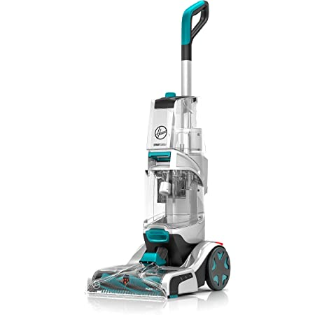 Hoover Smartwash Automatic Carpet Cleaner Machine, FH52000, Turquoise