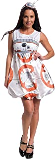 Rubie's Women's Star Wars Episode VII: The Force Awakens Deluxe BB-8 Costume Adult-Sized Costume (pack of 1)