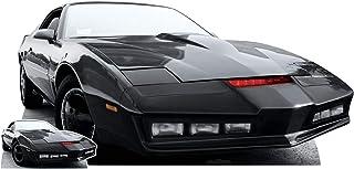 Star Cutouts Ltd SC1640 Kitt Car Knight Rider - Recorte grande con mini soporte de cartón para THR Home, decoración y vent...