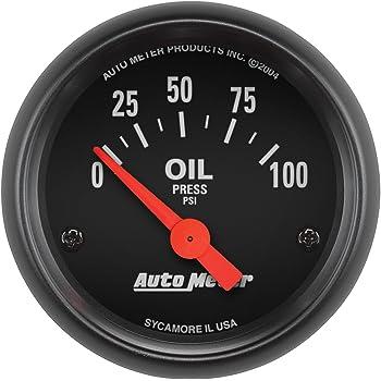Auto Meter 6374 Sport Comp Digital 2-1//16 0-2000 PSI Digital Nitrous Pressure Gauge