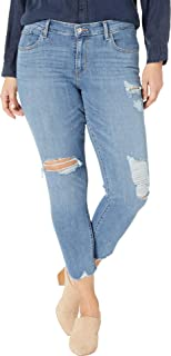 Levi's Women's Plus Size 711 Skinny Ankle Jeans